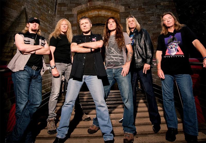 Net Money Worth Of Iron Maiden Members