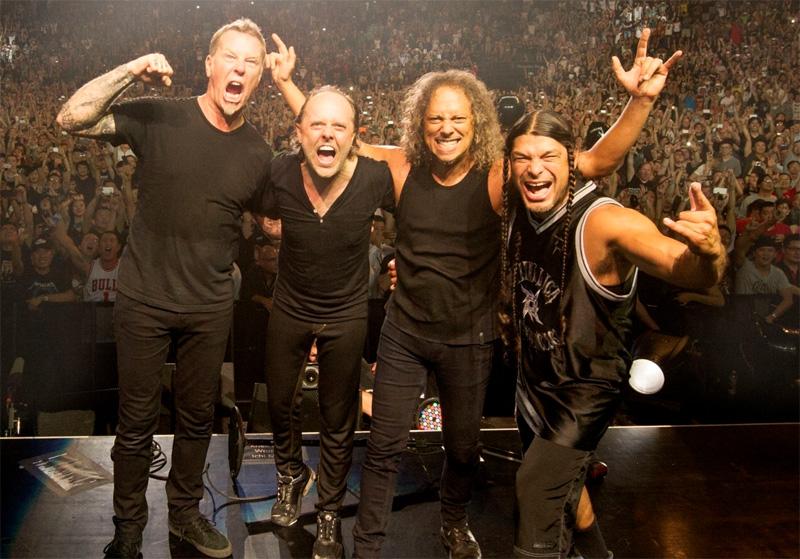 Metallica – Upcoming Events (2018 – 2019)