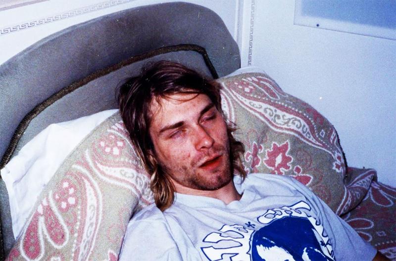Nirvana, que hostias Kurt-cobain-sleep
