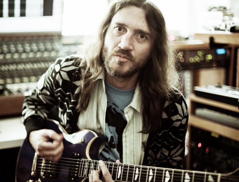 RHCP Guitar Tech Explains Why John Frusciante Left the ...