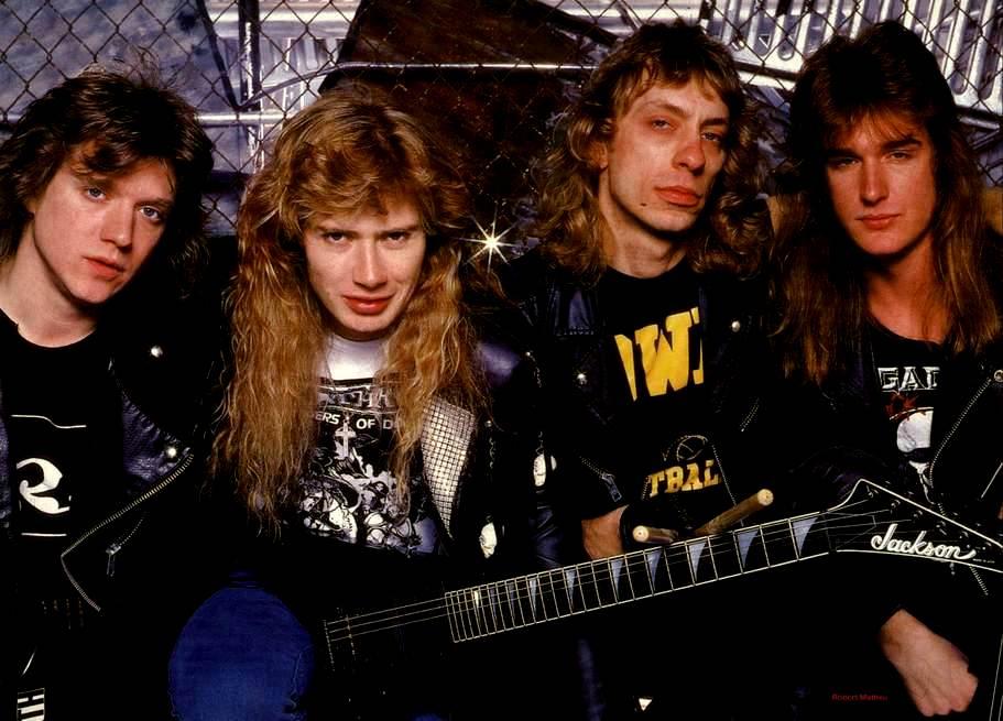 "Former Megadeth Member Reveals ""Ridiculous"" Reason How He ..."