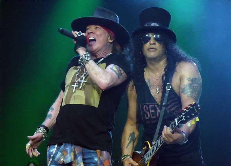 Guns N' Roses Icon Reveals Heartbreaking Story: