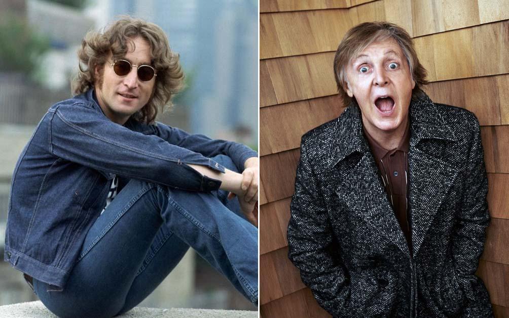 The Beatles Paul Mccartney On John Lennon We Were Competitors Metalhead Zone