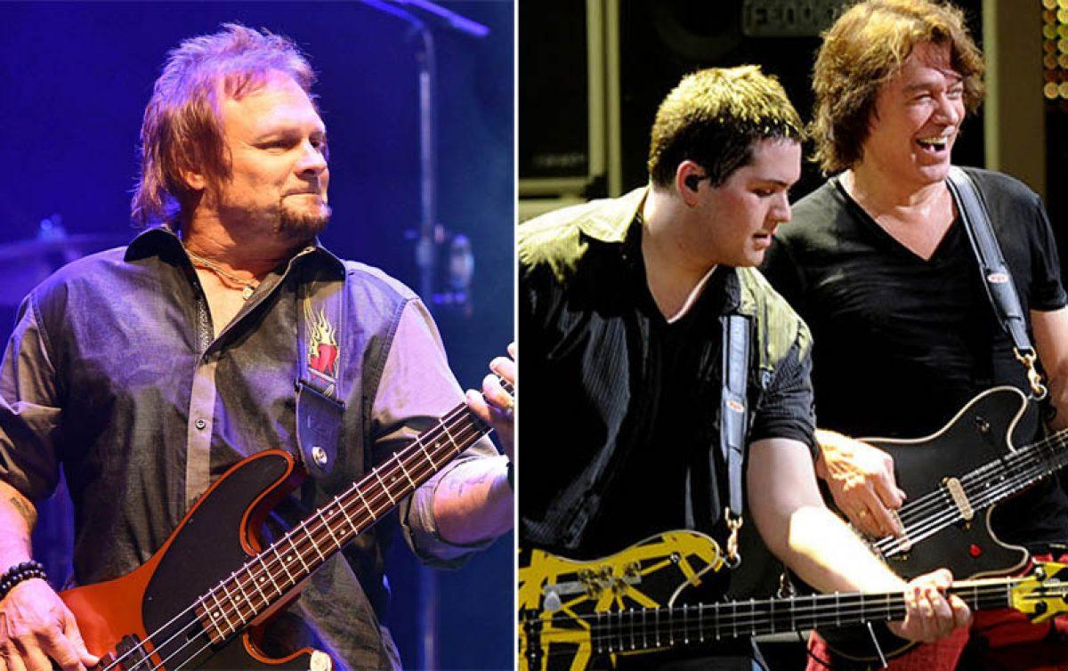 Original Van Halen Bassist Mocks Eddie Van Halen S Bassist Son Metalhead Zone