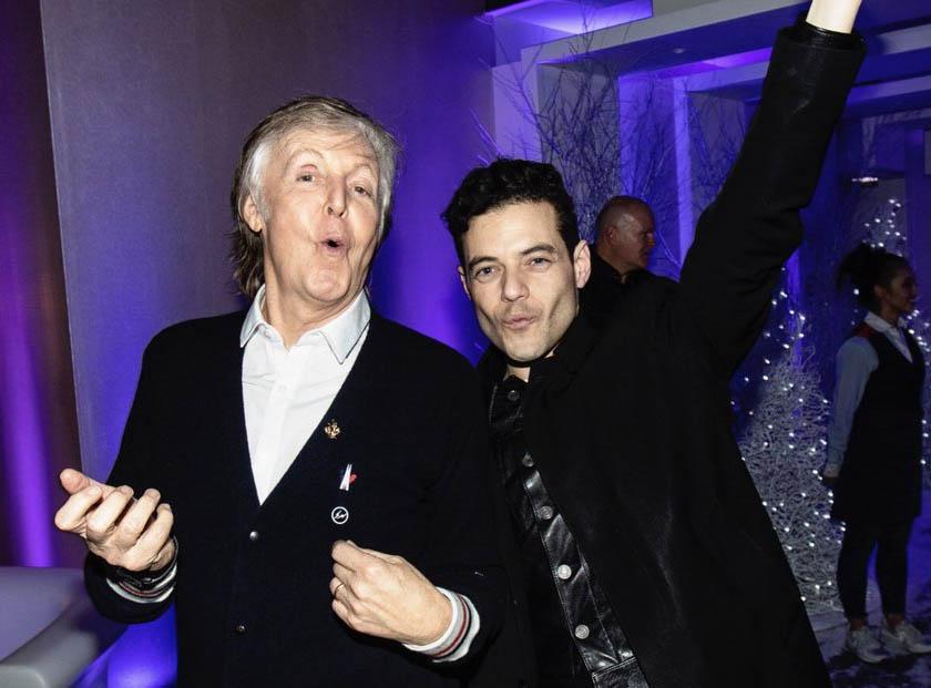 Bohemian Rhapsody: WATCH Rami Malek's BAFTA speech 'Freddie Mercury was GREATEST outsider'