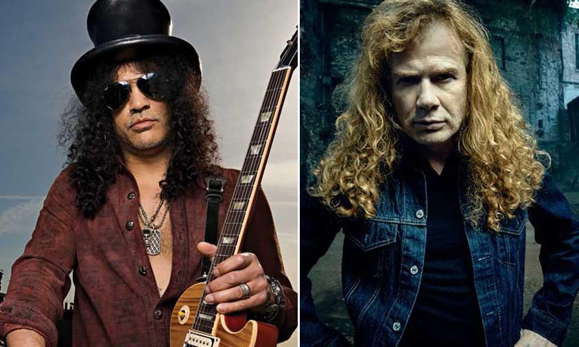 264fe0edcf53 Dave Mustaine Reveals How Guns N  Roses  Slash Almost Joined Megadeth