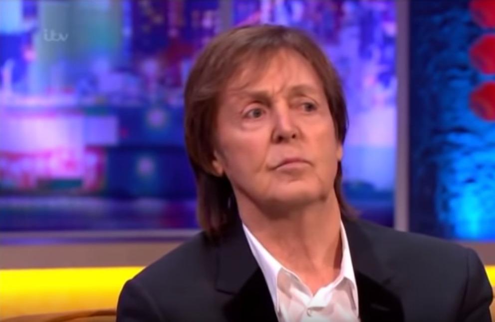 The Beatles' Paul McCartney Announces A Really Unexpected