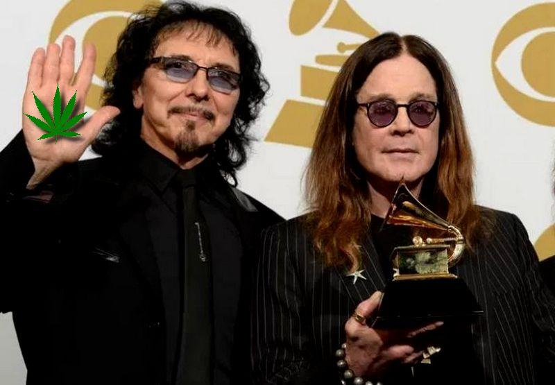 Black Sabbath Reveals Controversial Drug Photo of Ozzy Osbourne and Tony Iommi