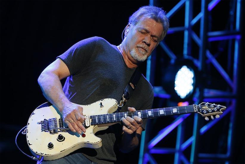 Edward Van Halen : eddie van halen gets crazy after cancer operation story has been revealed ~ Vivirlamusica.com Haus und Dekorationen