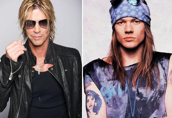 Guns N' Roses' Duff McKagan Reveals Strong Fact About Axl Rose