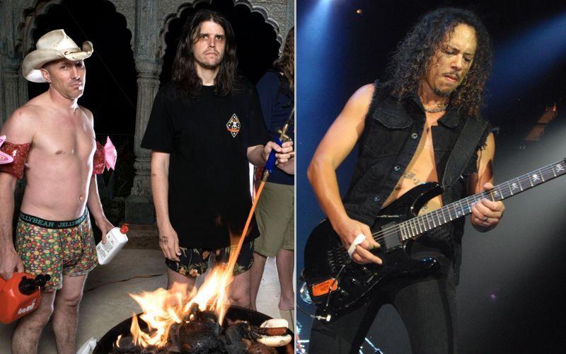 Tool Guitarist Reveals How Metallica's Kirk Hammett Affected