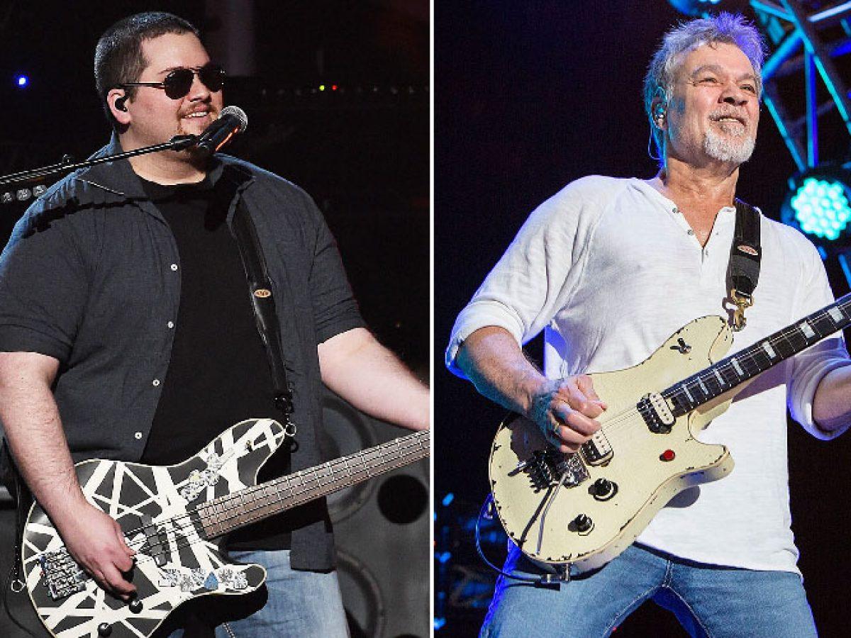Wolf Van Halen Leaks His Own Secret Conversation About Eddie Van Halen Metalhead Zone