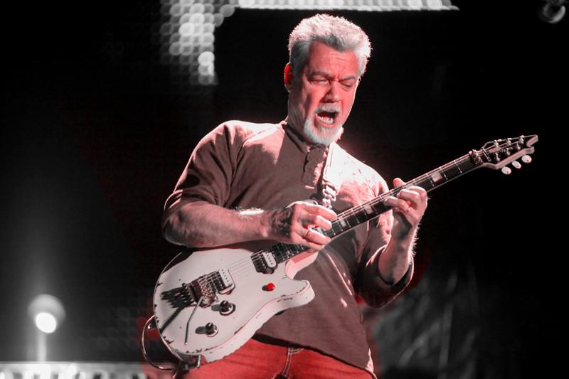 Eddie Van Halen's First-Ever Photo After Possible Cancer ...