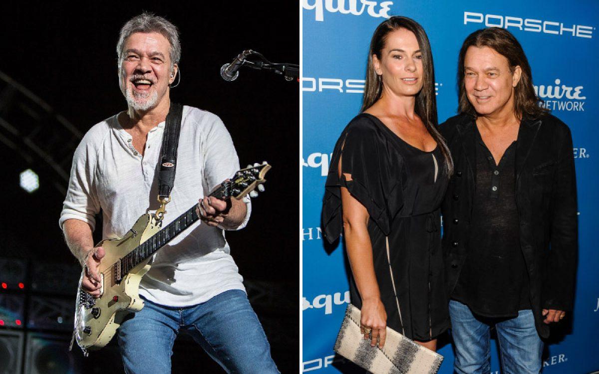 Eddie Van Halen S Wife Reveals Her New Partner After Horrible Cancer Rumors Metalhead Zone