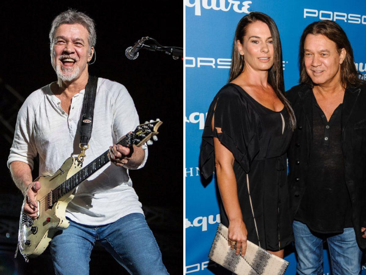Eddie Van Halen S Wife Gets Into A Fight Against A Wrestler Metalhead Zone