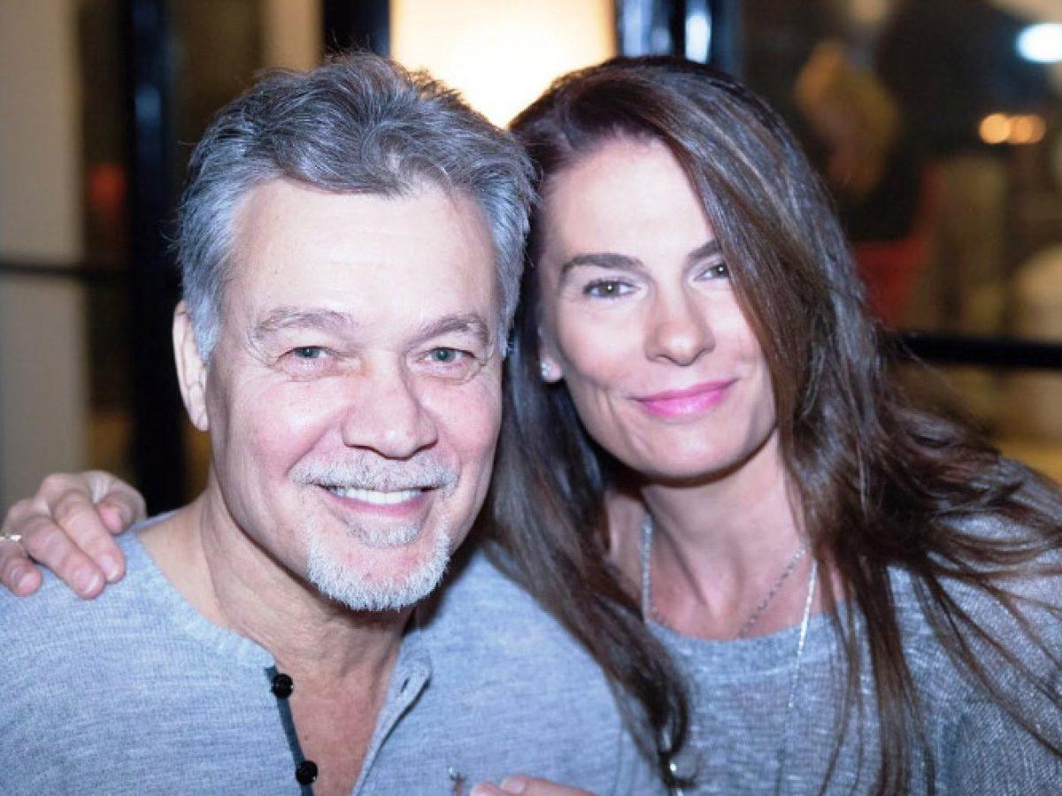 Eddie Van Halen S Wife Broke Silence After The Painful Cancer Treatment Of Eddie Metalhead Zone