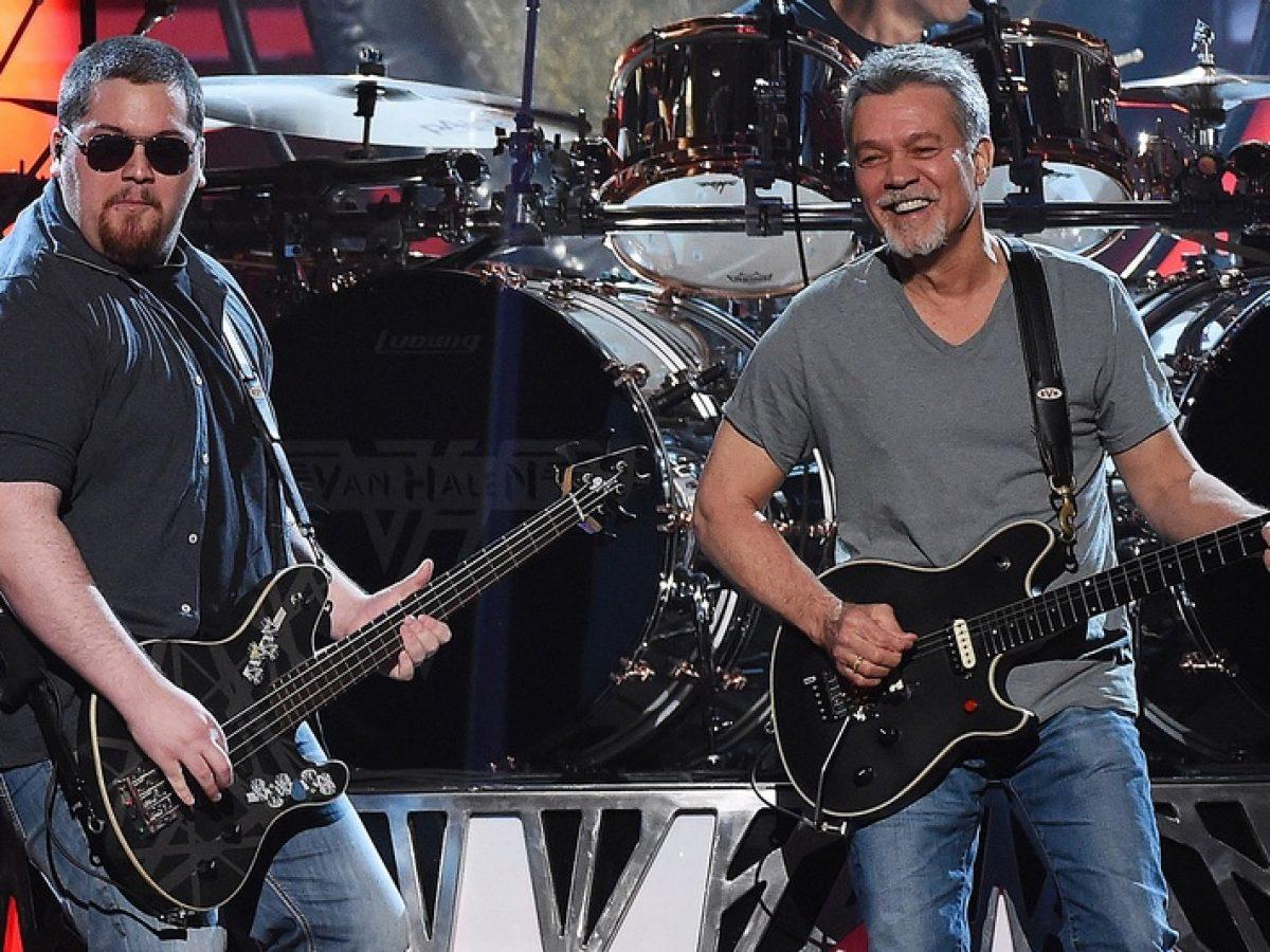 Eddie Van Halen S Son Reacts To A Fan You Freaking Mango Metalhead Zone