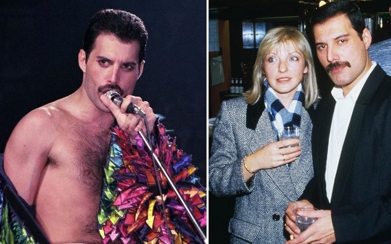 Freddie mercury and mary austin photos