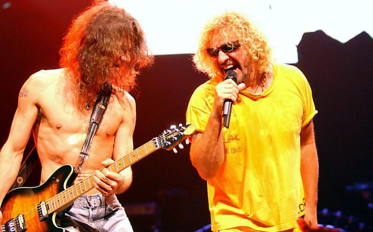 Van Halen Legend S Daughter Announces Terrible Accident With A Bruising Photo Metalhead Zone