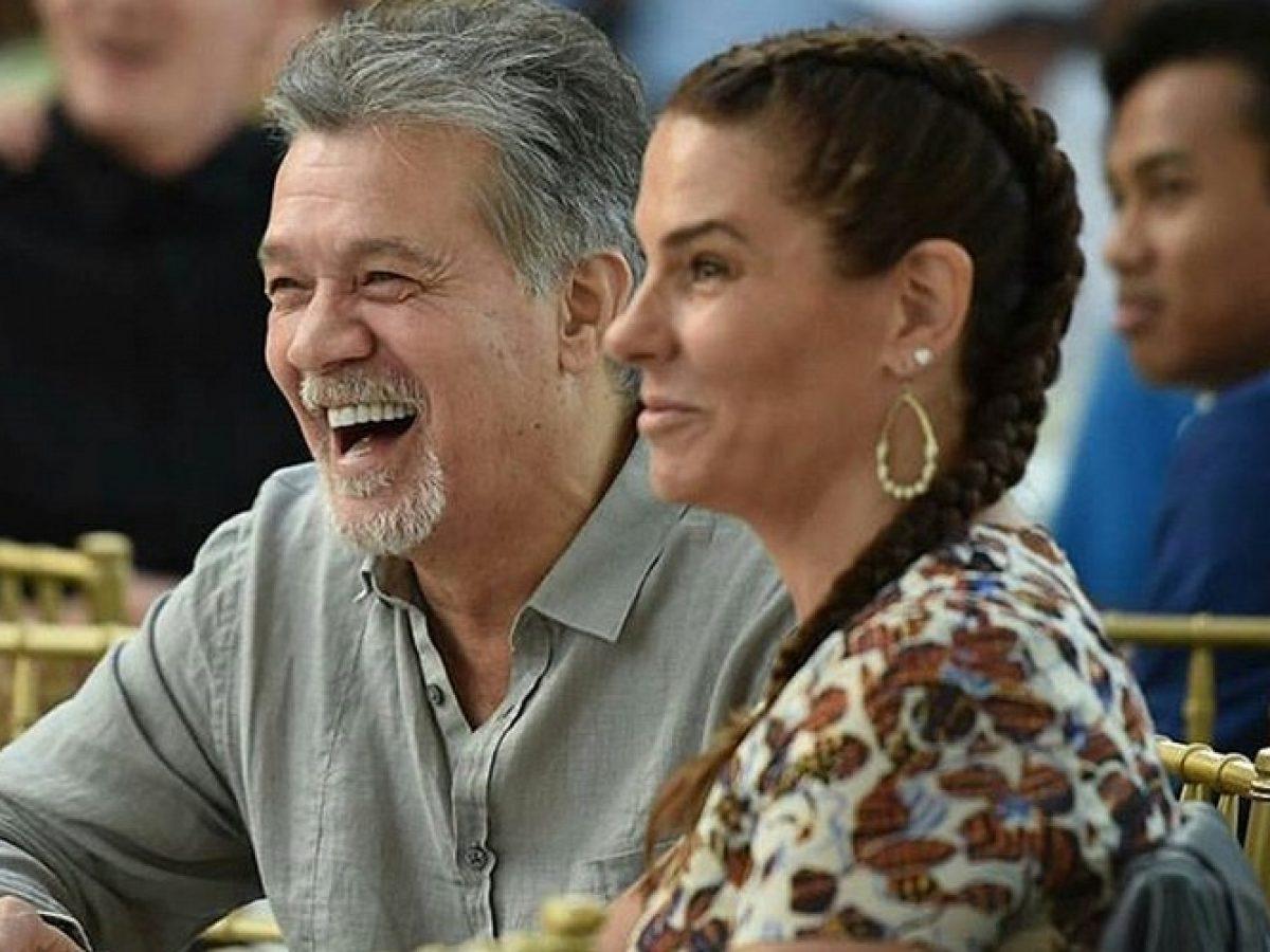 Eddie Van Halen S Wife Thrills Fans With An Adorable Dancing Video Metalhead Zone