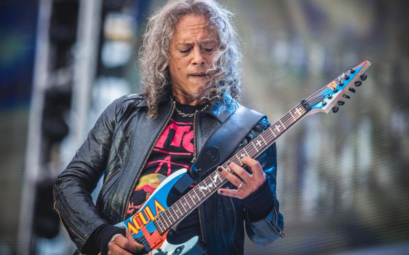 Metallica S Kirk Hammett Names The Person He S Jealous Of Metalhead Zone