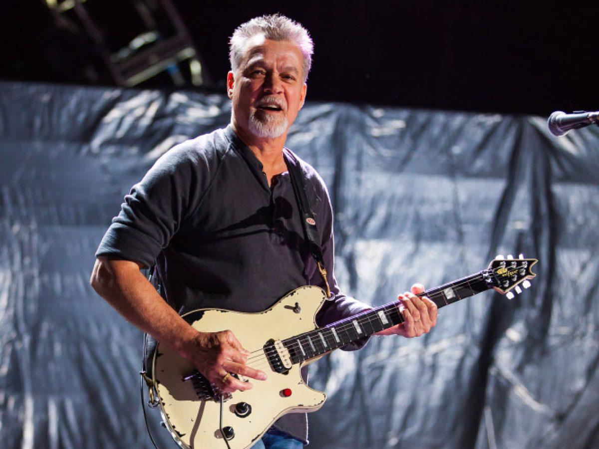 Eddie Van Halen S Recent Health Status After Cancer Treatment Revealed By Ex Bandmate Metalhead Zone