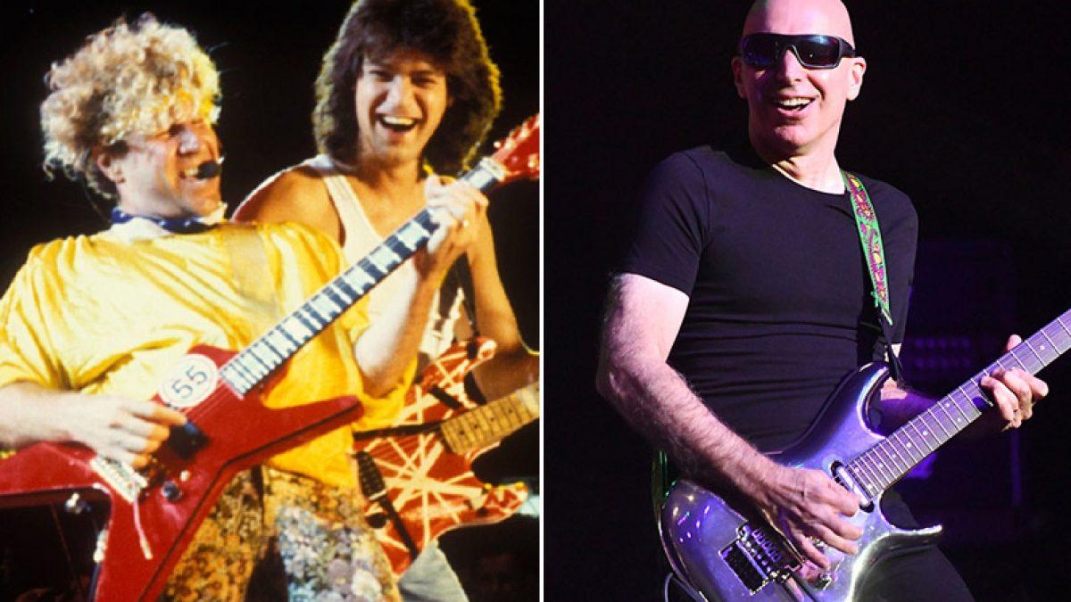 Ex Van Halen Sammy Hagar Mocks Joe Satriani In A Really Funny Way Metalhead Zone