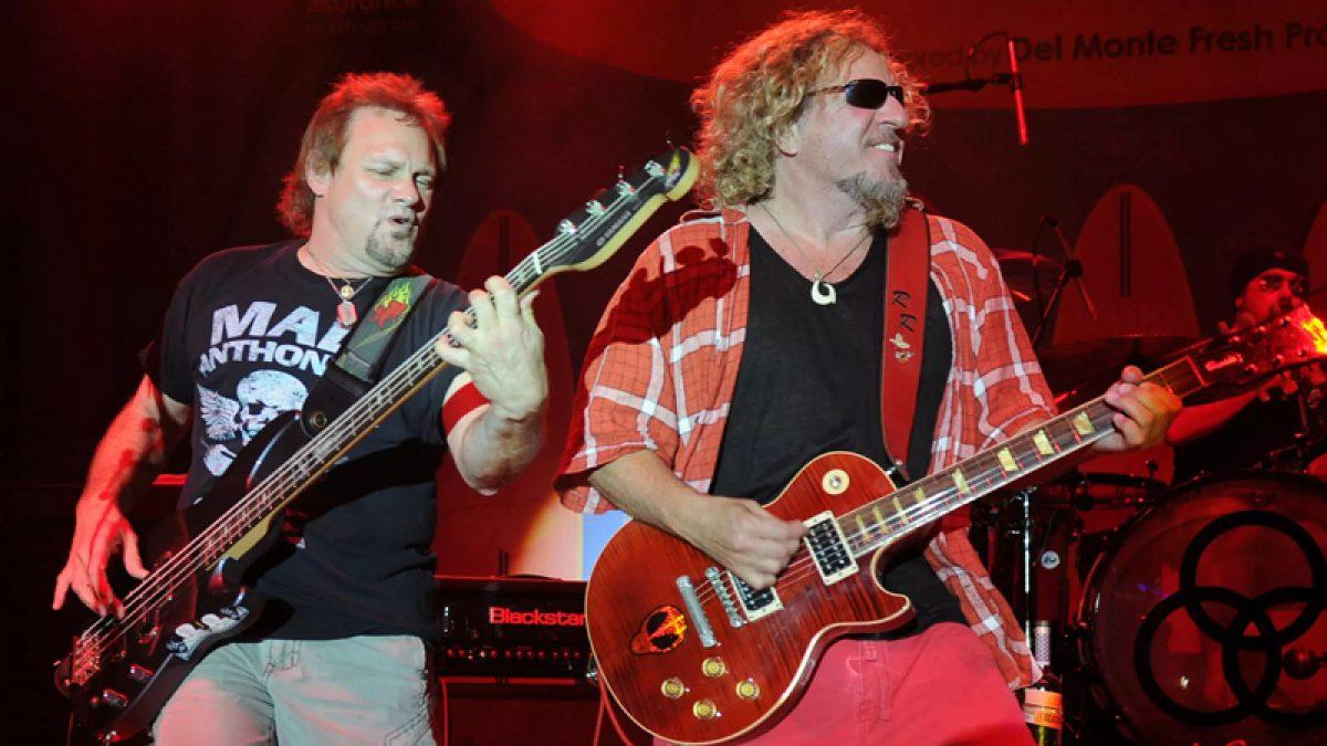 Ex Van Halen Icon Sammy Hagar Makes A Lockdown Challenge With His Bandmates Metalhead Zone