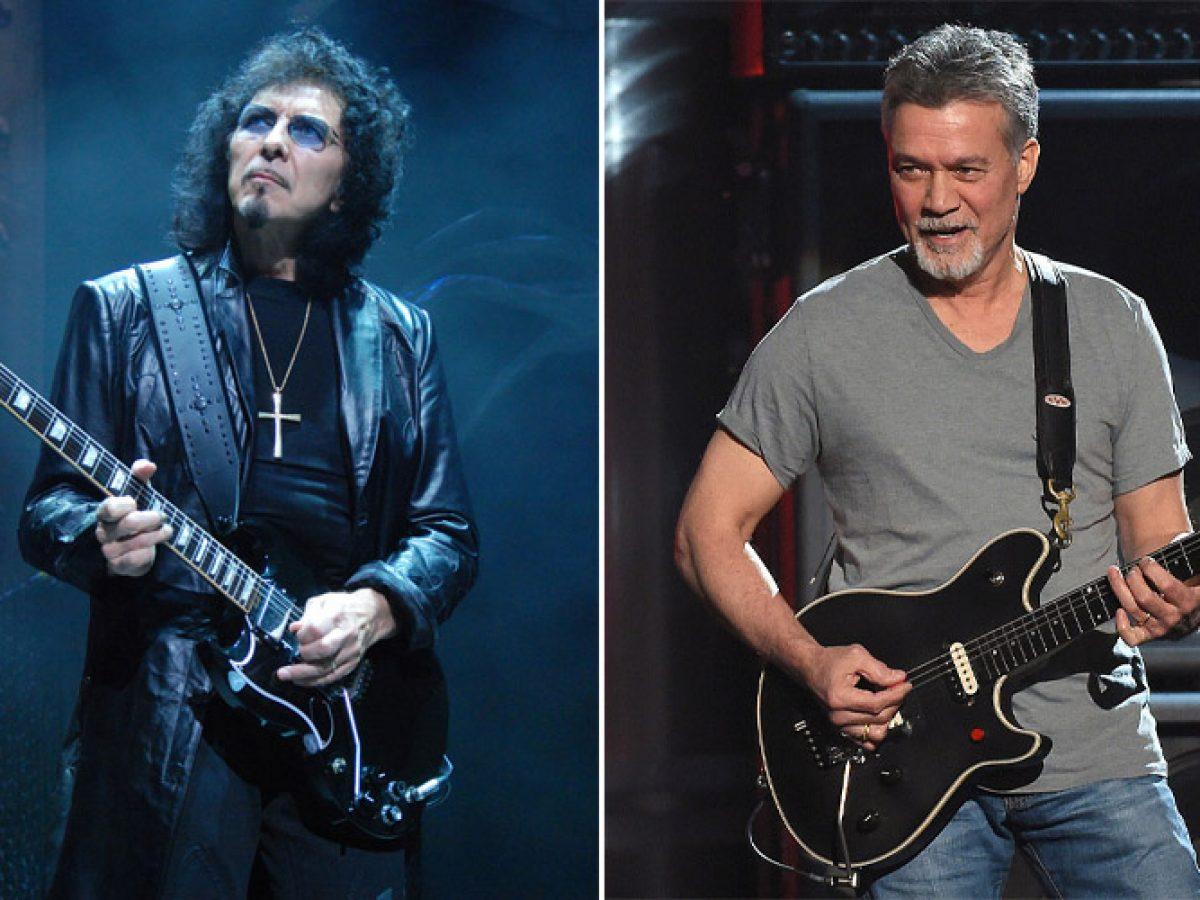 Tony Iommi Reveals What Did He Think When He First Saw Eddie Van Halen -  Metalhead Zone