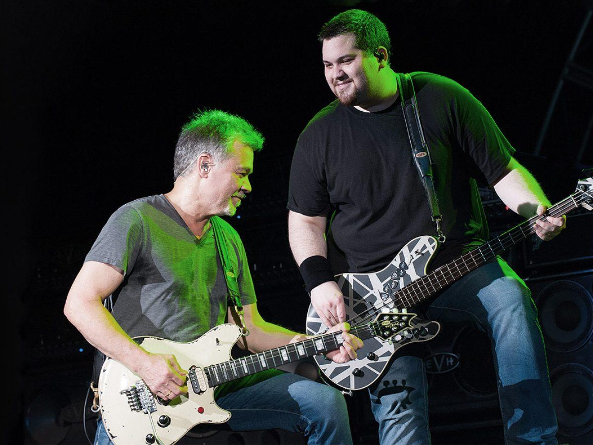Wolfgang Van Halen Responds Who Plays Eruption Better: Eddie Or Him -  Metalhead Zone