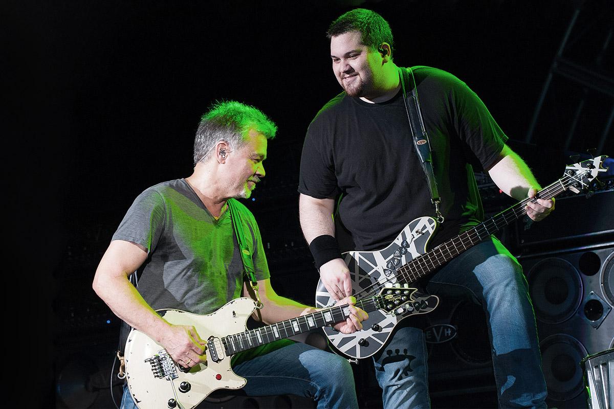 Wolfgang Van Halen Responds Who Plays Eruption Better Eddie Or Him Metalhead Zone