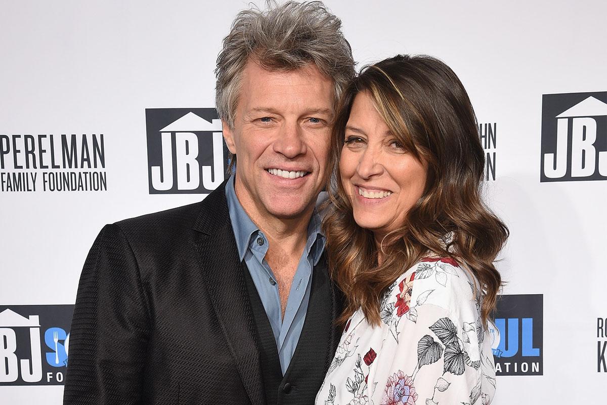 Jon Bon Jovi Ehefrau