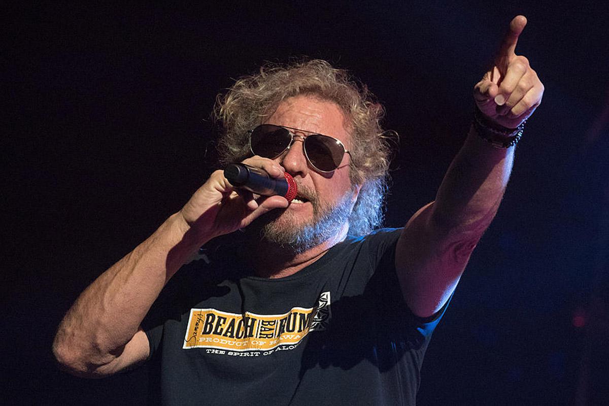 Van Halen Icon Sammy Hagar Says He Was A Bad Mofo As He Talks About His Bandmate Metalhead Zone