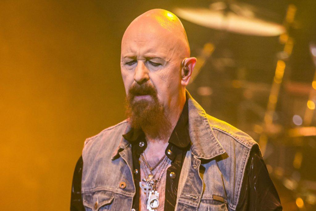 COSMO  Judas Priest Frontman Rob Halford Details His 'Secret' Cancer Battle