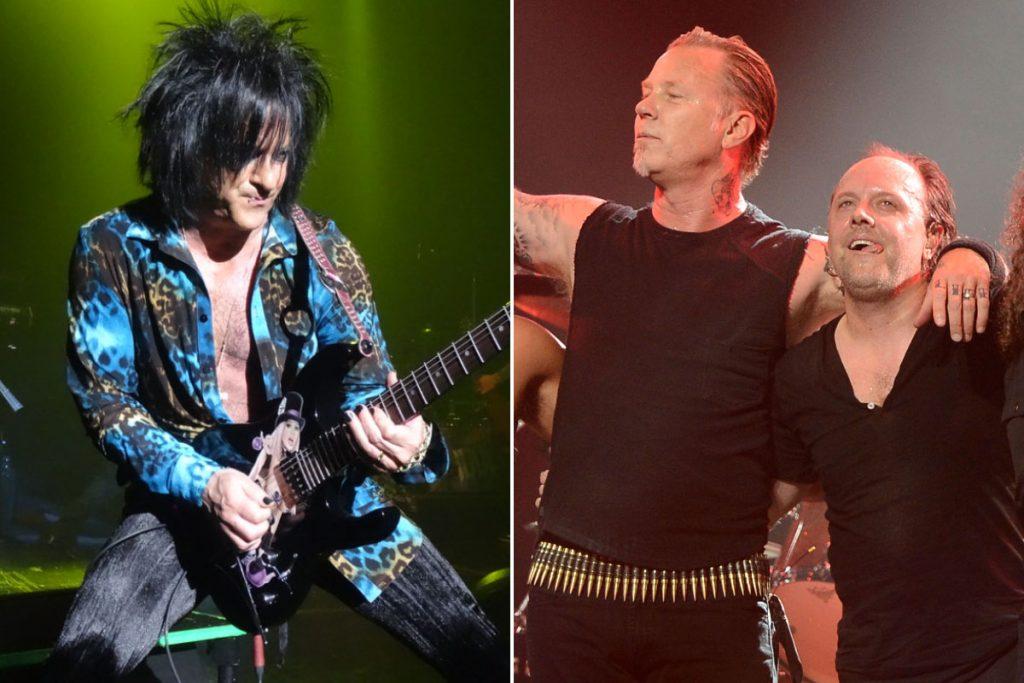 COSMO  Steve Stevens Names Metallica's True Leader